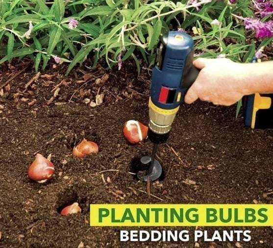 Garden Drill Planter