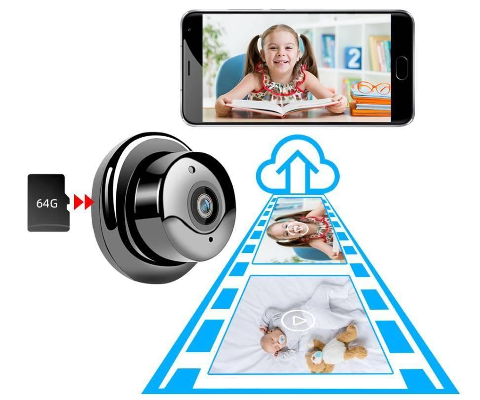 1080P Wireless Security Camera