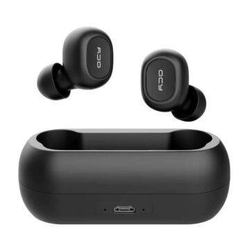 5.0 Bluetooth 3D Stereo Earphones with Dual Microphone