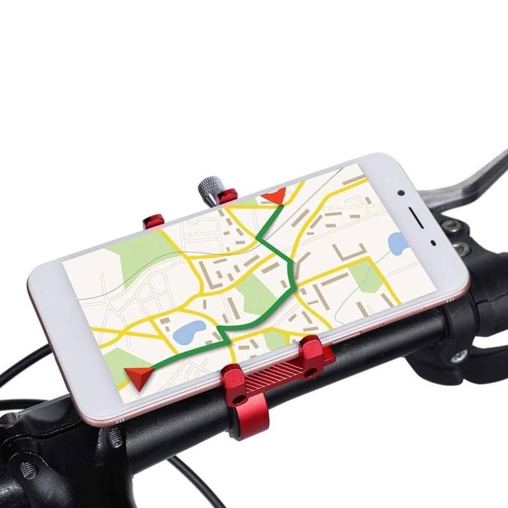 Aluminum Alloy Bicycle Phone Holder