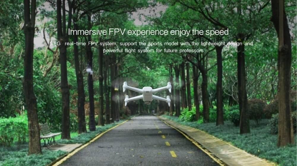 FIMI A3 Original Drone 5.8G GPS 1KM FPV 25 Mins 1080P Camera