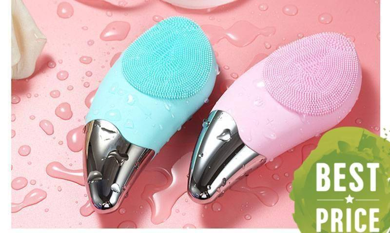 Face Exfoliation Massage Facial Brush Cleanser