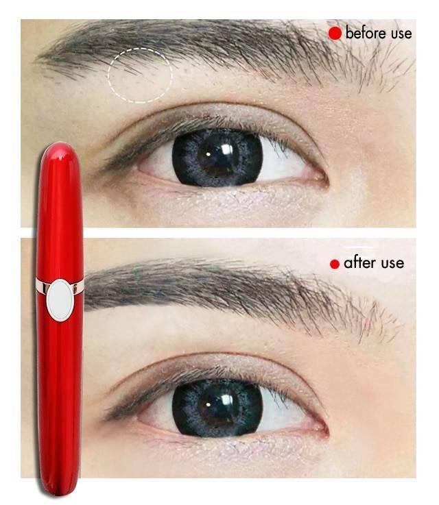 Mini Electric Eyebrow Trimmer Pen