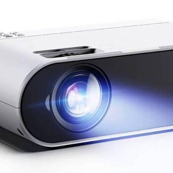 Mini Projector Portable Home Cinema 1080P, 2400 Lumens