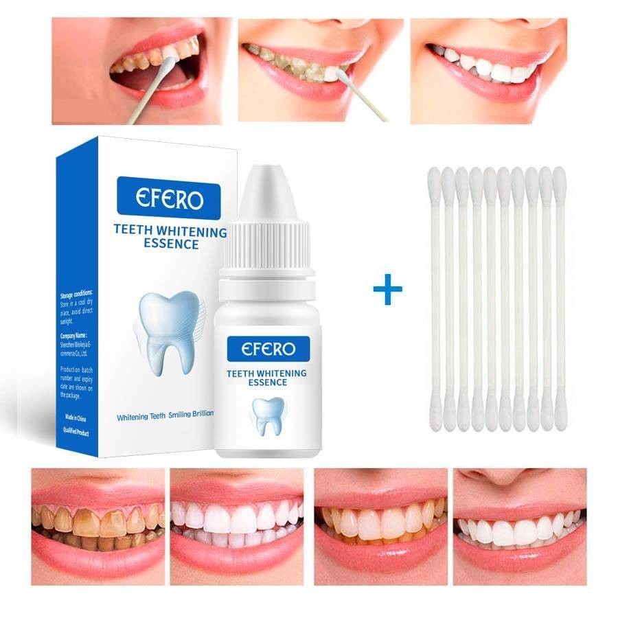 Teeth Whitening Serum Gel