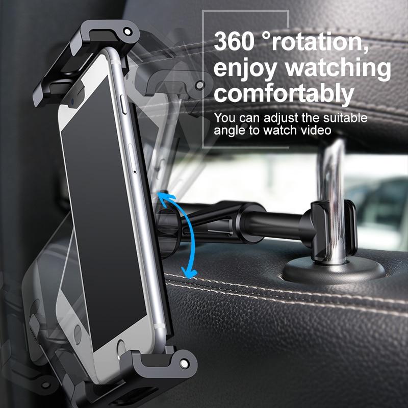 Baseus Back Seat Tablet Car Holder