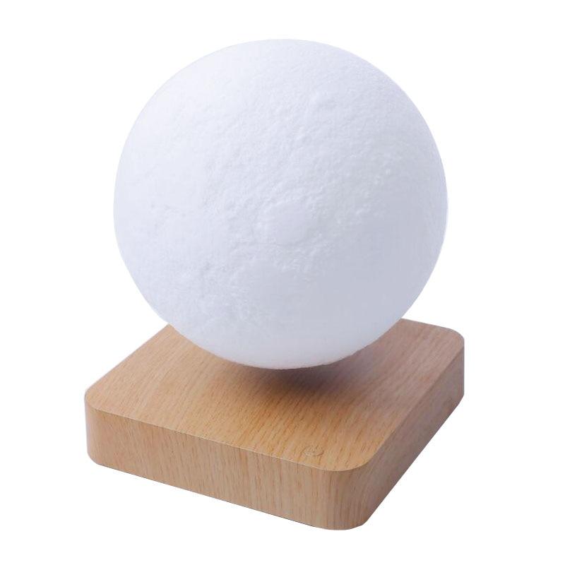 Magnetic Levitation LED Touch 3D Print Light